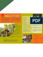 Innovations Brochure