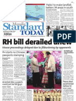 Manila Standard Today - Tuesday (December 4, 2012 ) Issue
