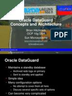 DataGuard Concepts Architecture 10072007