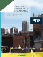 Sin vivienda para los más vulnerables en la Ciudad de Buenos Aires (Versión corta)