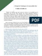 Michel Vâlsan - Inde et Arabie