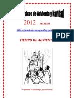CANTOS BÁSICOS DE ADVIENTO Y NAVIDAD 2012 | ALIANZA DE AMOR