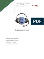 Projeto Atende Bem