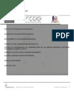 DISTRIBUCIÓN DE TEMPERATURAS EN UN SARTEN MEDIANTE SOFTWARE UTILIZANDO ELEMENTO FINITO.