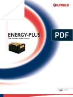 Energy Plus Brochure