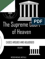 The Supreme Court of Heaven