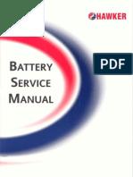 Hawker Batt Manual