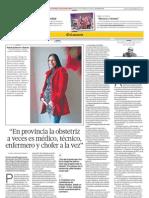 El Comercio - Posdata - Patty Bravo