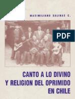 ax Salinas- Canto a lo divino y religion popualr en chile hacia 1900.