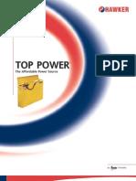 Top Power Brochure