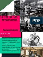 LA REVOLUCIÓN INDUSTRIAL 2012-A