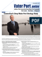 CT Maritime Deep water port notes 4thqtr 2012