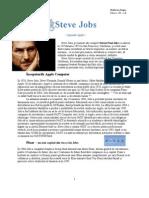 Steve Jobs - legenda Apple -