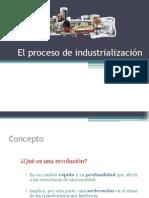 Revolución Industrial 2012