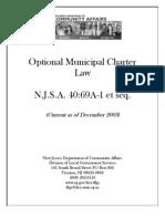 Optional Muni Charter Law[1]