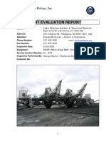 Reclaimer Inspection Report