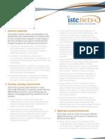 ISTE NETS C