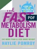 The Fast Metabolism Diet by Haylie Pomroy - Excerpt