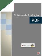 Critérios de Avaliação 2012/2013