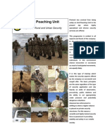 Protrack Anti-Poaching Unit Portfolio
