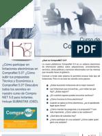Curso de CompraNET 5.0 para Licitantes
