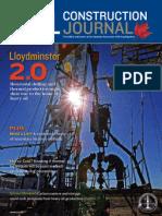 Well Construction Journal - November/December 2012