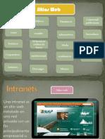 Sitios Web.