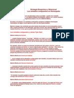 Strategia Bioquímica y Relacional nosodes
