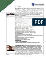 Análisis del Gabinete de Enrique Peña Nieto @EPN