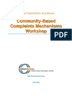 SEA CBCM Workshop Facilitator Guide - Final (06.13.2012)