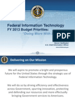 Federal CIO Steven VanRoekel