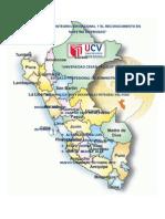 REGIONALIZACION Y DESARROLLO INTEGRAL DEL PERÚ
