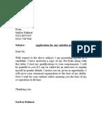 Sarfraz Rahmat .Doc CV