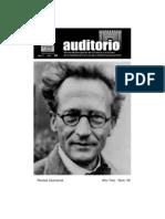 Revista Auditorio - Numero 50