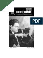 Revista Auditorio - Numero 58