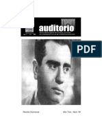 Revista Auditorio - Numero 59