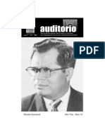 Revista Auditorio - Numero 61