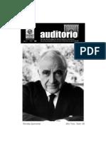 Revista Auditorio - Numero 60