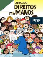Cartilha Os Direitos Humanos (ilustrada por Ziraldo)
