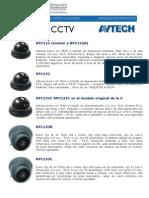 Catalogo Avtech Cctv