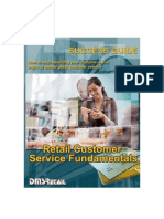 Retail Customer Service Fundamentals