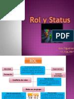 Desarrollo Organizacional - Rol y Status