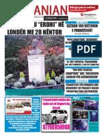 The Albanian London 29th of November 2012