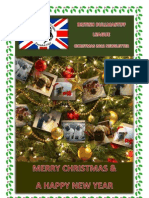 BBL Christmas 2012 Newsletter