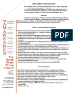 Chronic Disease Prevention Coordinator - November 2012 (3)