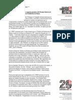 ICBL 12 MSP Comunicado de Prensa