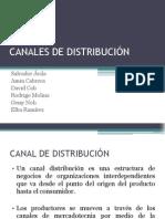 Canal de Distribucion