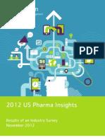 2012 US Pharma Insights Report