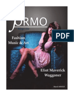 Formo Magazine March 2012 Issue