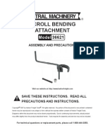 Scroll Bender Manual